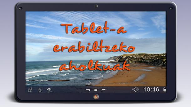 Tablet-a