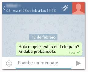 telegram nola erabili