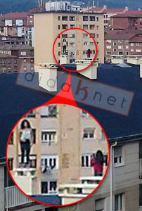 didaknet Arriskuari aurre egiteko prest gaude selfie arriskutsua